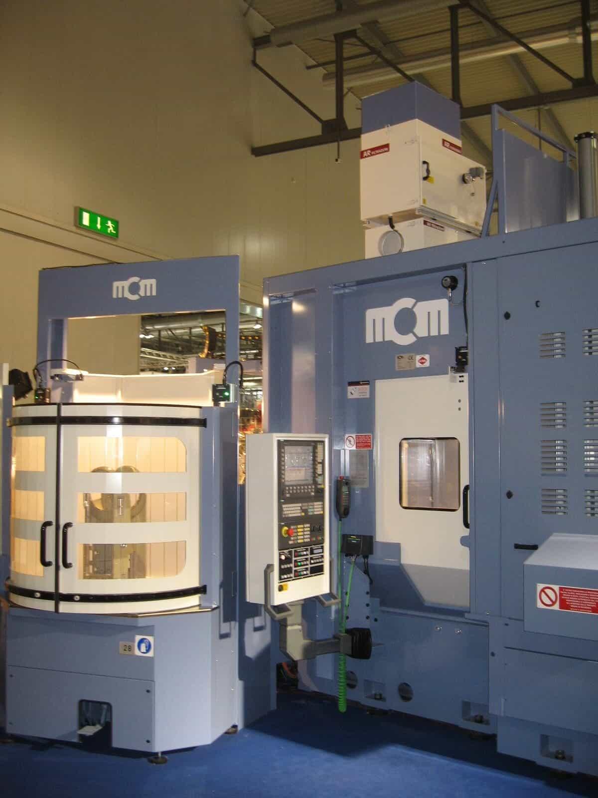AR Filtrazioni   CENTRI CNC MCM cnc macchine utensili   Filtrazione nebbie oleose centri di lavoro MCM cnc