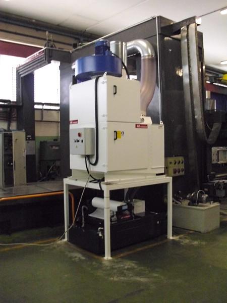 AR Filtrazioni   Filtrazione industriale fresatrice portatile ed alesatrice. Eliminazione nebbie oleose