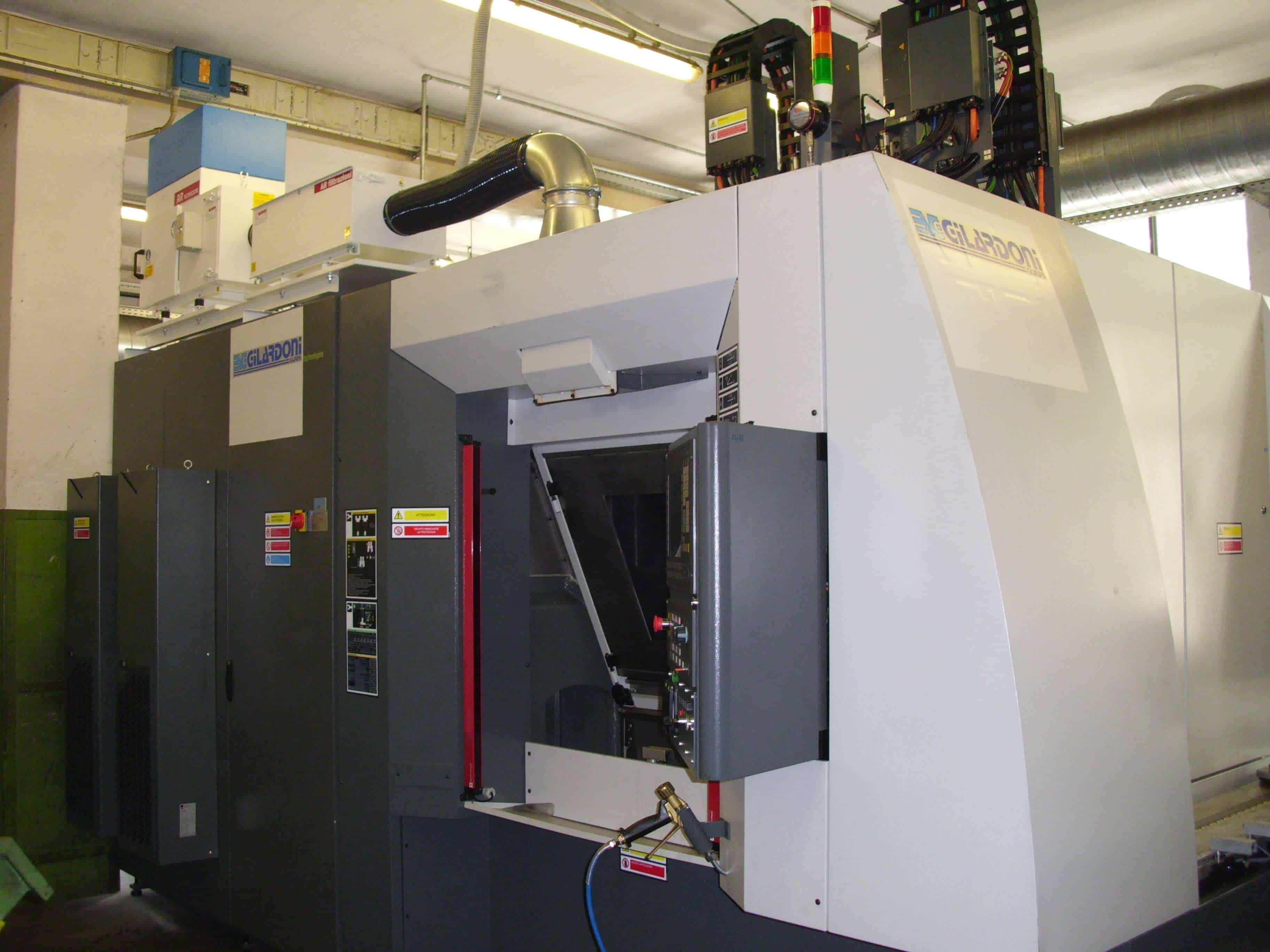 AR FILTRAZIONI | Filtri nebbie oleose VIGEL CNC aspirazione fumi da centri di lavoro cnc