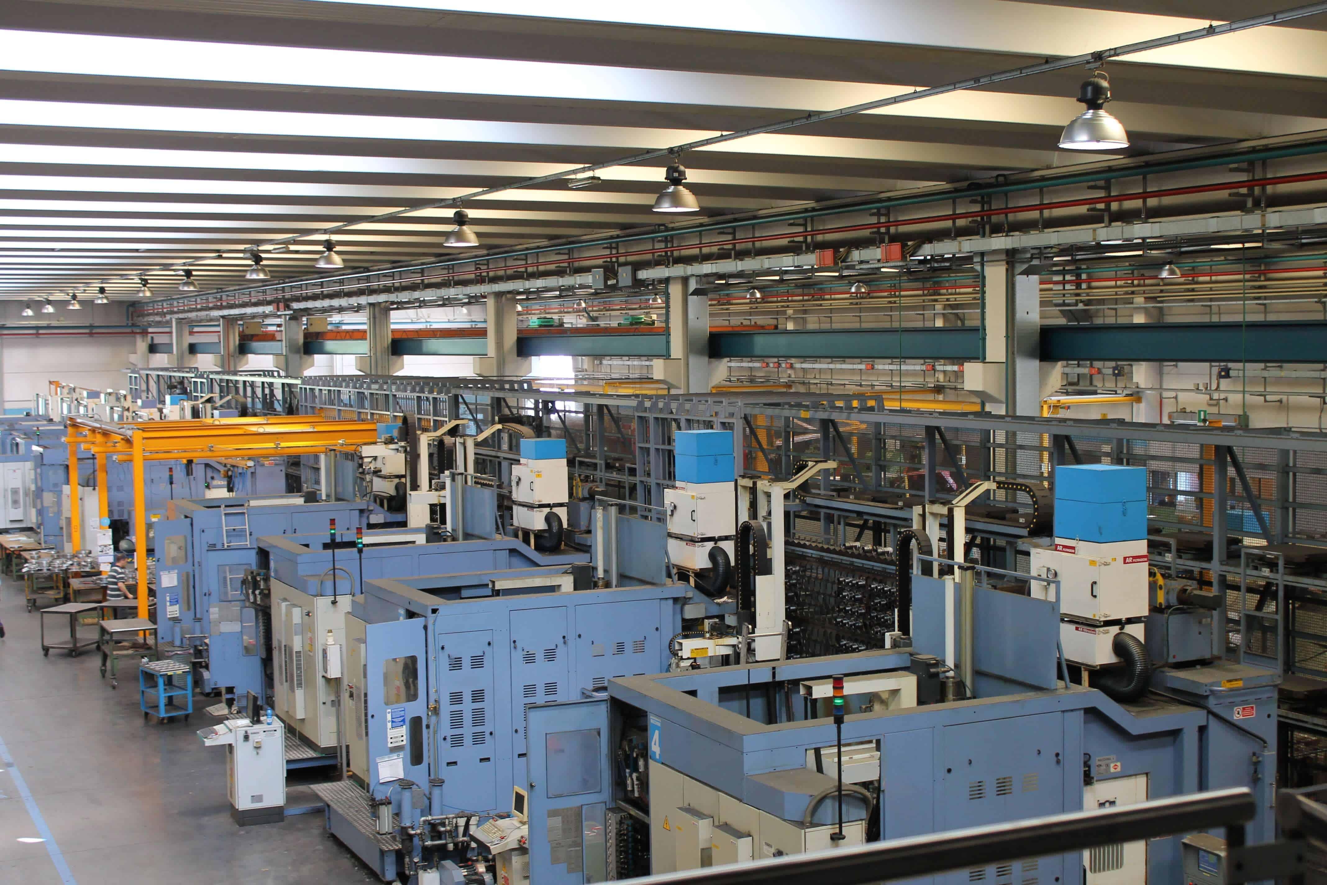 Industrielle Filter von Ölnebel für Drehmaschinen, Schleifmaschinen und CNC-Bearbeitungszentren