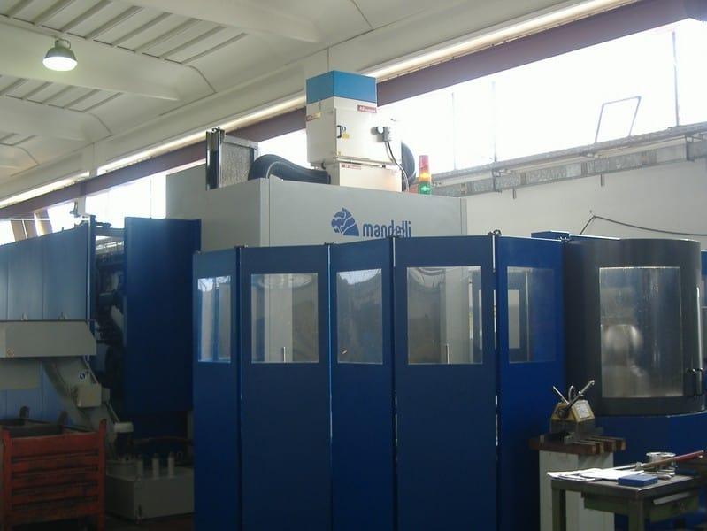 AR Filtrazioni Centri di lavoro CNC Mandelli