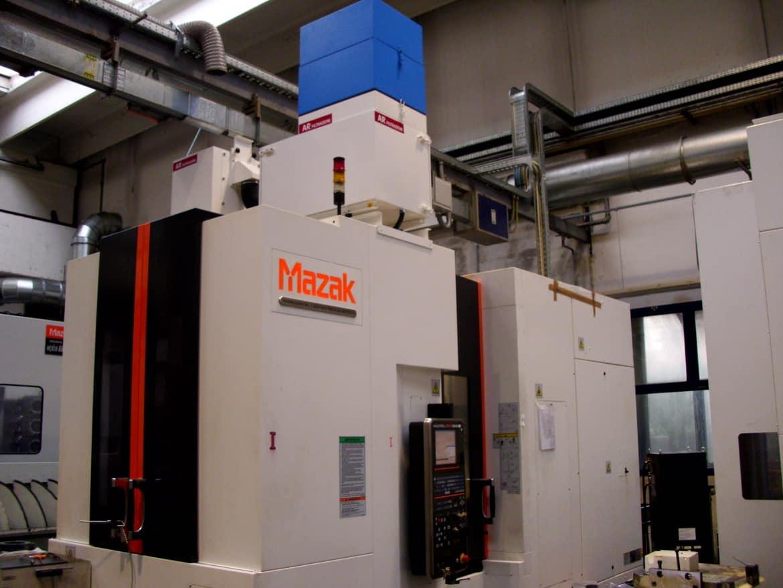 AR Filtrazioni Centri di lavoro CNC Mazak
