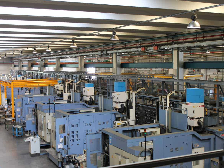 AR Filtrazioni Centri di lavoro CNC MCM