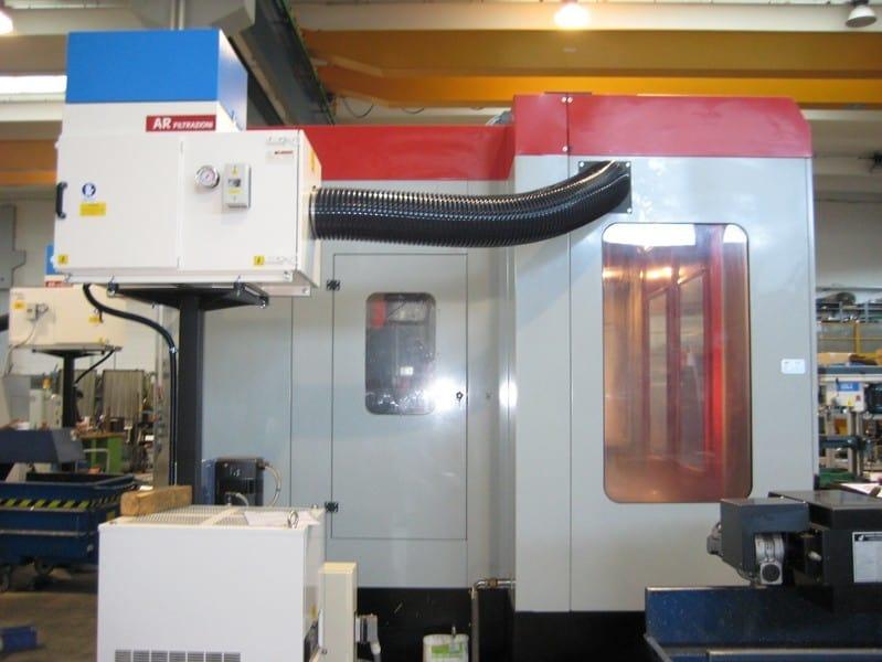 AR Filtrazioni Centri di lavoro CNC Mitsui Seiki