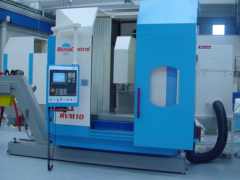 AR Filtrazioni Centri di lavoro CNC Rema Control