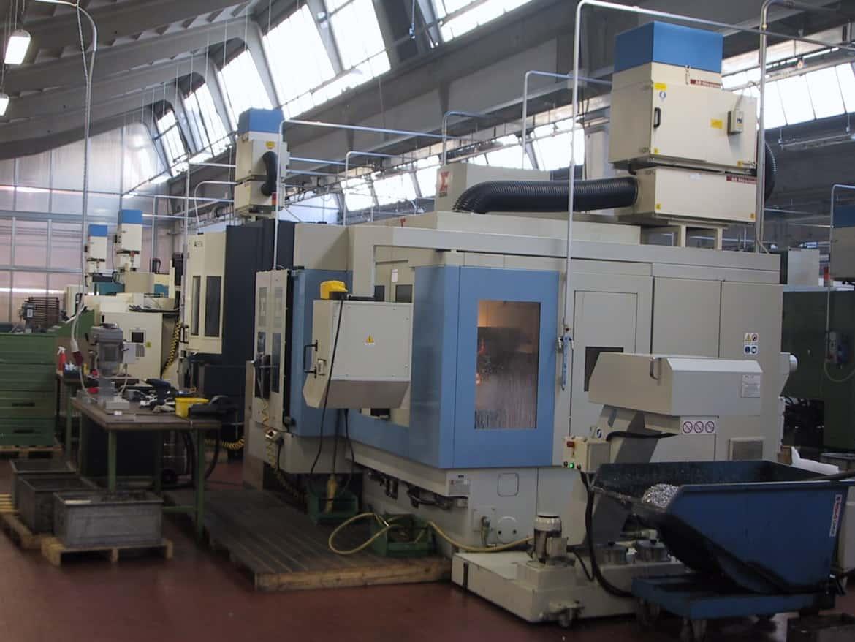 AR Filtrazioni Centri di lavoro CNC Sigma