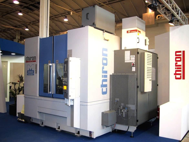 AR Filtrazioni Centri di lavoro CNC Chiron