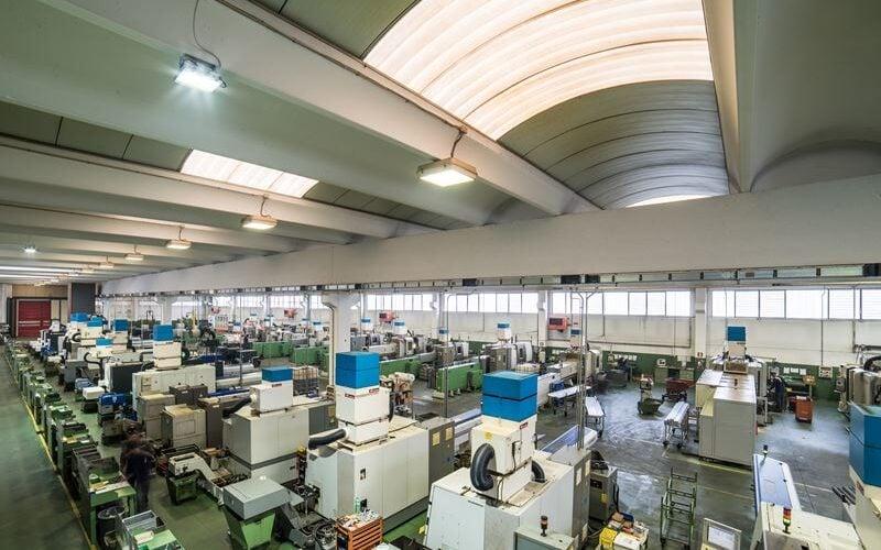 Gute Luft in der Werkstatt von OMZ Zanotti