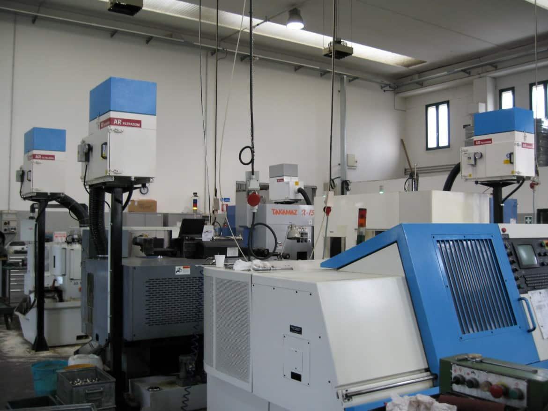 AR Filtrazioni Case History Portfolio Filtrazione Nebbie Oleose Takamaz