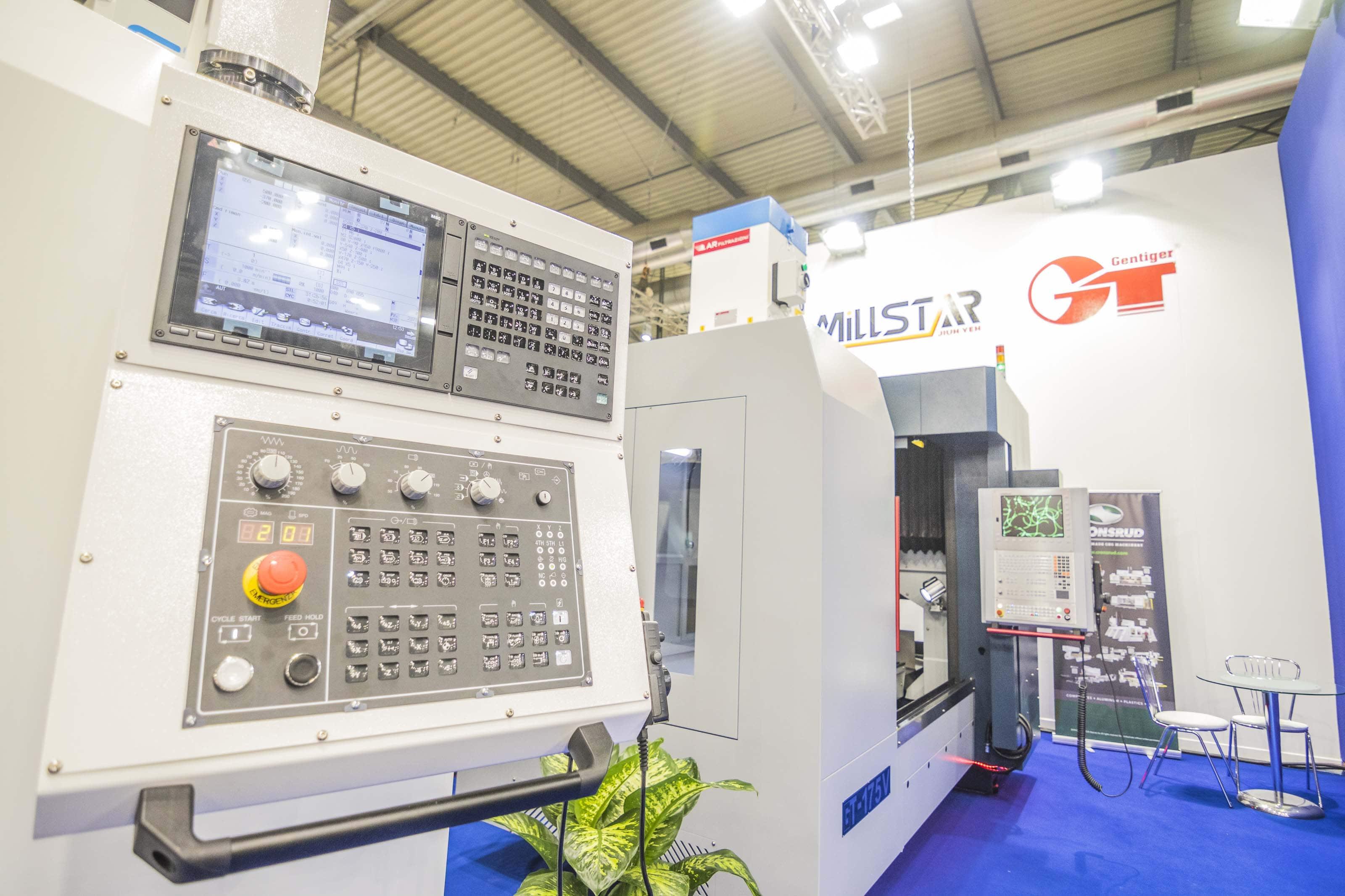 AR Filtrazioni Centri di lavoro CNC MILLSTAR PISANELLO